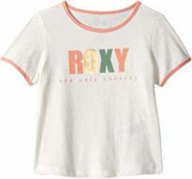 Roxy Kids Song For A Tee (Toddler/Little Kids/Big