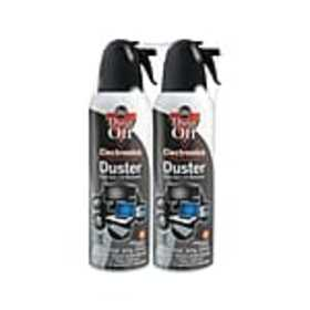 Falcon Dust-Off Air Dusters, 2/Pack (DPSM2)