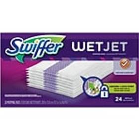 Swiffer® Wet Jet Refill Cloths, 24/Pack (PGC 08443