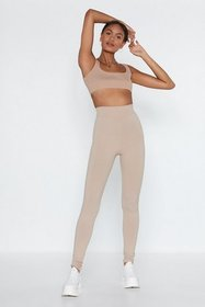 Nasty Gal Womens Stone In It for the Long Run Ribb