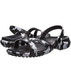 Crocs Meleen Crossband Graphic Sandal