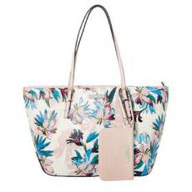 Nine West Isadore Cruise It Girl Floral Tote
