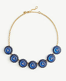 Tiled Statement Necklace