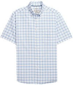 Jos Bank 1905 Collection Tailored Fit Short-Sleeve