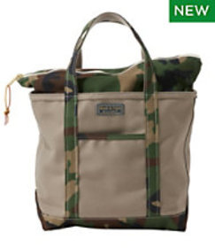 LL Bean Bean Boot Boat and Tote