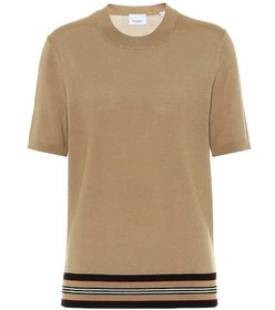 Burberry Wool top