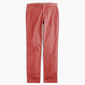 J. Crew 770 Straight-fit pant in stretch chino