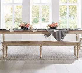 Pottery Barn Ingred Dining Bench
