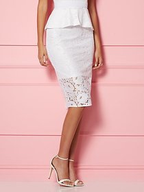 Alexia Lace Skirt - Eva Mendes Party Collection -