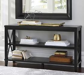 Pottery Barn Cassie Console Table