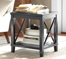 Pottery Barn Cassie End Table