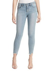 Jessica Simpson Kiss Me Ankle Skinny Jeans PIERCE