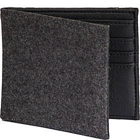 1Voice The Treasury RFID Blocking Wool Wallet