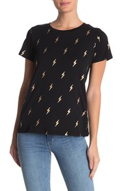 French Connection Lightning Bolt T-Shirt