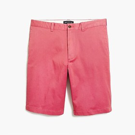 "J. Crew Factory 11"" Rivington flex chino short"