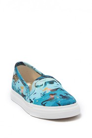 Keds x Rifle Paper Co. Double Decker Slip-On Sneak