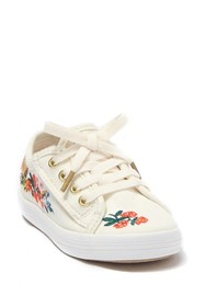 Keds x Rifle Paper Co. Kick Start Embroidered Flor