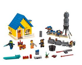 Lego Emmet's Dream House/Rescue Rocket!