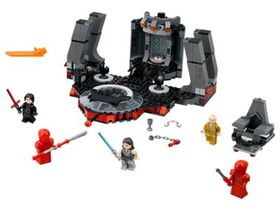 Lego Snoke's Throne Room