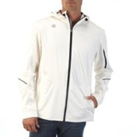 CHAMPION Mens Soft Shell Hooded Active Jacket
