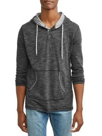 Men's Long Sleeve Raino Hoodie, Available Up To Si