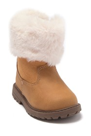 OshKosh Empress Faux Fur Winter Boot (Toddler)