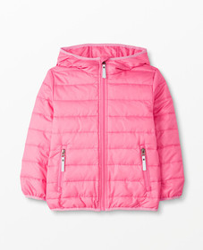 Hanna Andersson Superlight Down Jacket in Power Pi