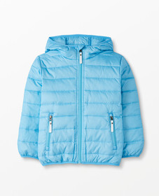 Hanna Andersson Superlight Down Jacket in Map Blue