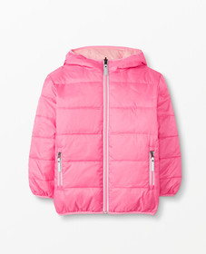 Hanna Andersson Our Warmest Reversible Down Jacket