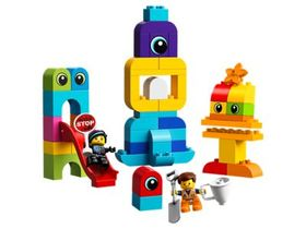 Lego Emmet and Lucy's Visitors from the DUPLO® Pla
