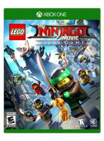 Lego THE LEGO® NINJAGO® MOVIE™ Video Game – Xbox O