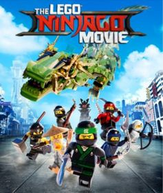 Lego THE LEGO® NINJAGO® MOVIE™ (DVD)
