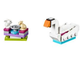 Lego LEGO® Friends Build My Heartlake City Accesso