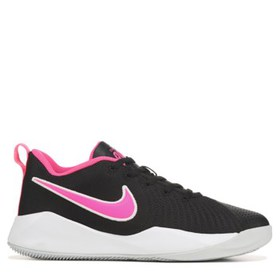 Nike Kids' Hustle Quick 2 Basketball Shoe Grade Sc