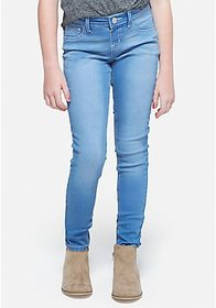 Justice Button Waist Jeggings