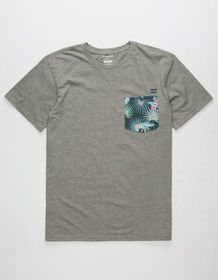 BILLABONG Team Mens Pocket Tee_