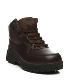 Mountain Gear leather lace-up boots