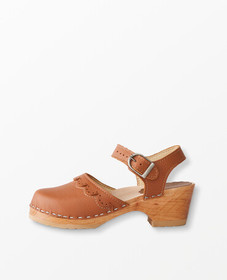 Hanna Andersson Mary Jane Clogs By Hanna in Light