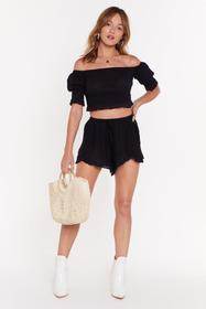 Nasty Gal Womens Black Lay-er All Your Love on Me