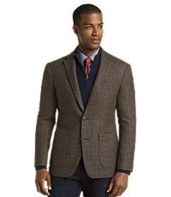 Jos Bank 1905 Collection Slim Fit Houndstooth Plai