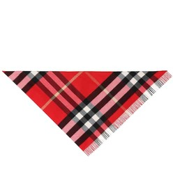 Burberry The Burberry Bandana cashmere scarf