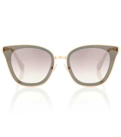 Jimmy Choo Lory crystal-embellished sunglasses