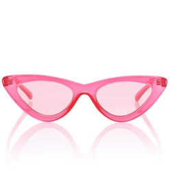 Le Specs x Adam Selman The Last Lolita cat-eye sun