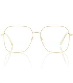 Chloé Palma rectangular glasses