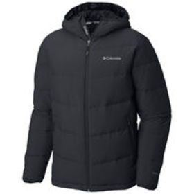 Columbia Men's Lone Fir 650 TurboDown Hooded Jacke