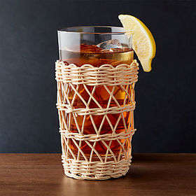Crate Barrel New Cove 22-Ounce Highball