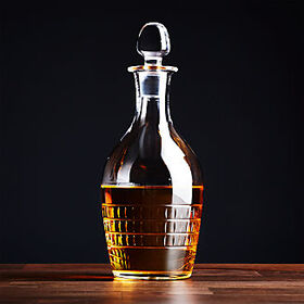 Crate Barrel Ana Decanter