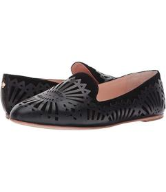 Kate Spade New York Black Suede