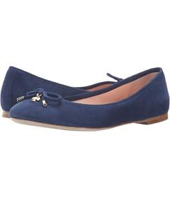 Kate Spade New York Navy Suede