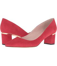 Kate Spade New York Poppy Red Suede